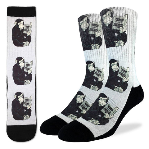 Men's P-51 Mustang Fighter Socks