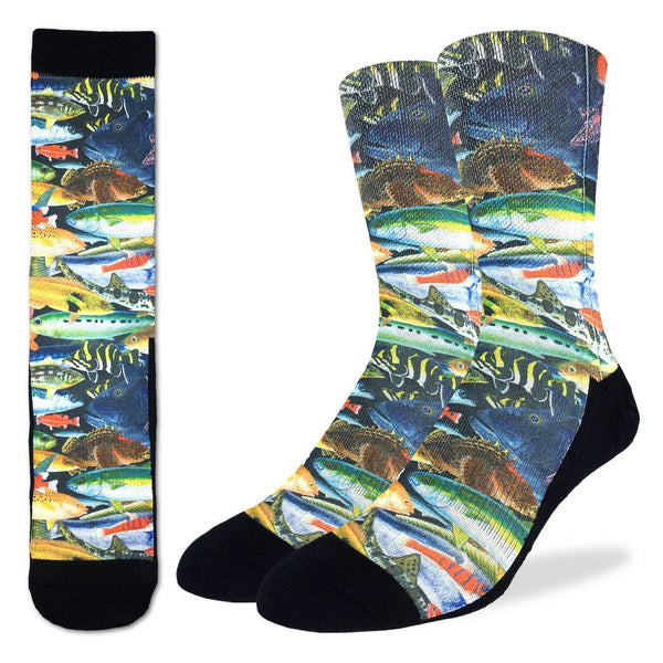 Men's School of Fish Socks