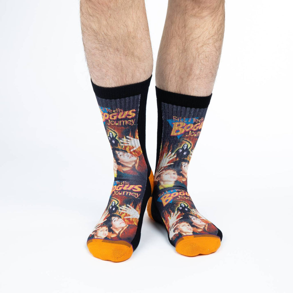Men's Bill & Ted's Bogus Journey Socks