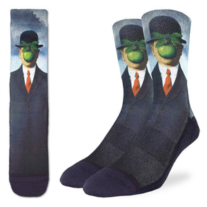 Men's The Son of Man Socks