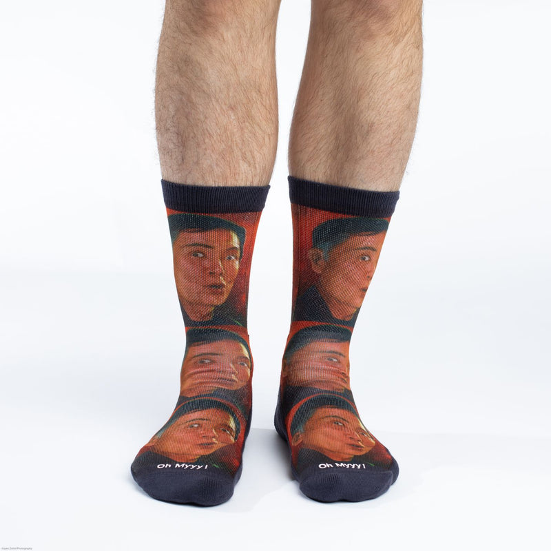 Men's George Takei Socks
