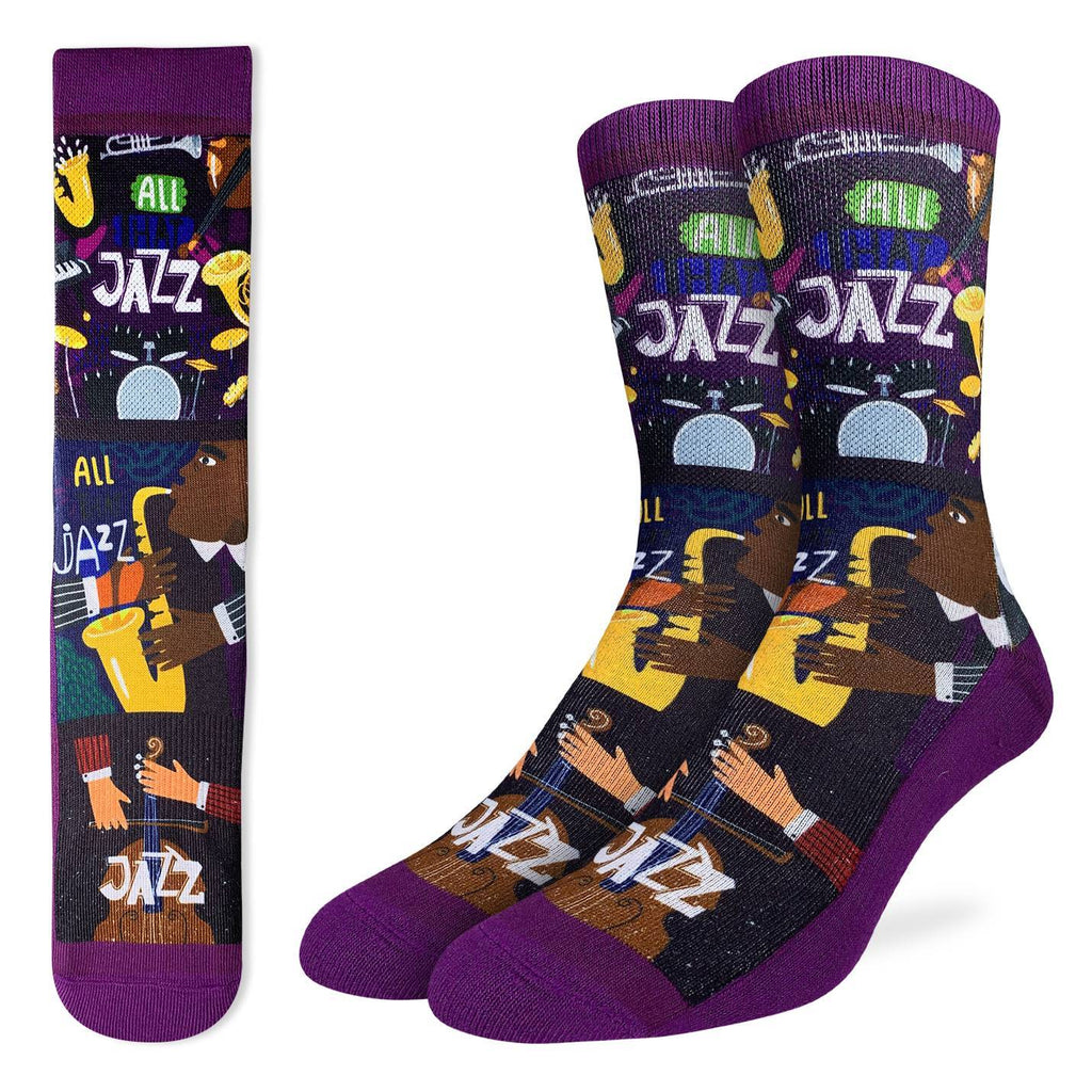 Men's Jazz Club Socks