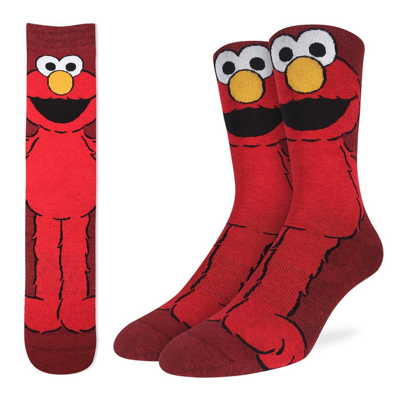 Men's Elmo Socks