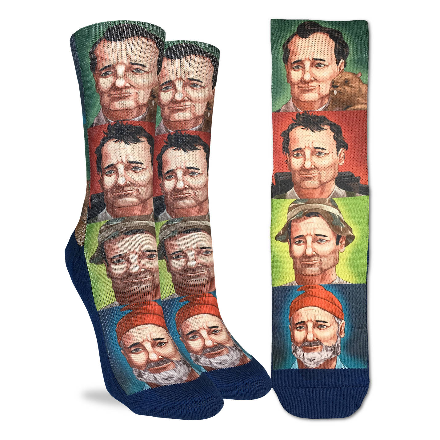 Women's Bill Murray Socks - Good Luck Sock