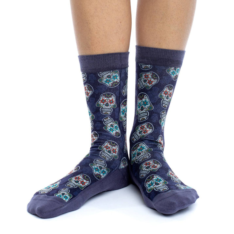 Women's Sugar Skulls Socks
