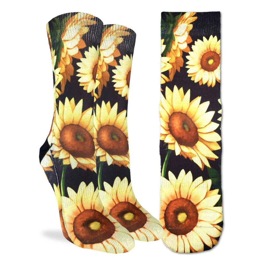 Women's Sunflowers Socks