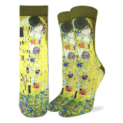 Women's The Kiss Socks - Good Luck Sock