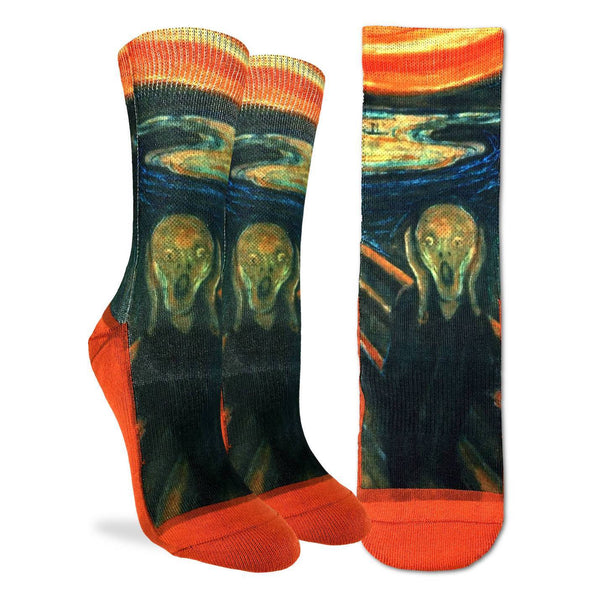 Women's The Scream Socks