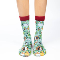 Women's Guinea Pigs Socks - Good Luck Sock