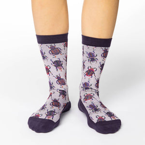 Women's Beetles Socks