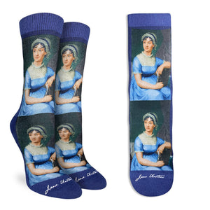 Women's Jane Austen Socks