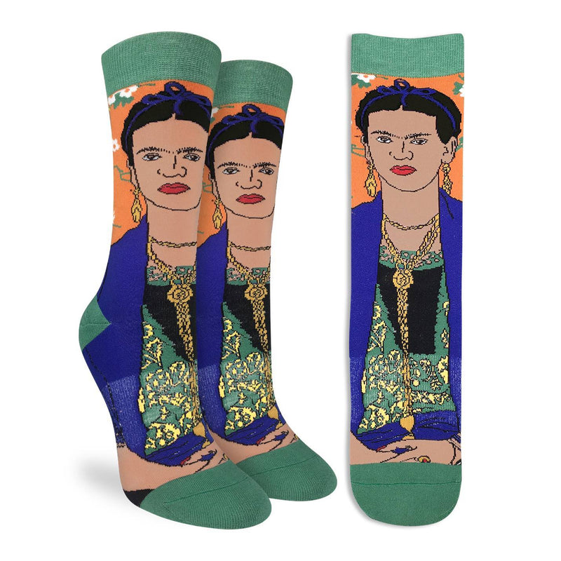 Women's Frida Kahlo Self Portrait Socks