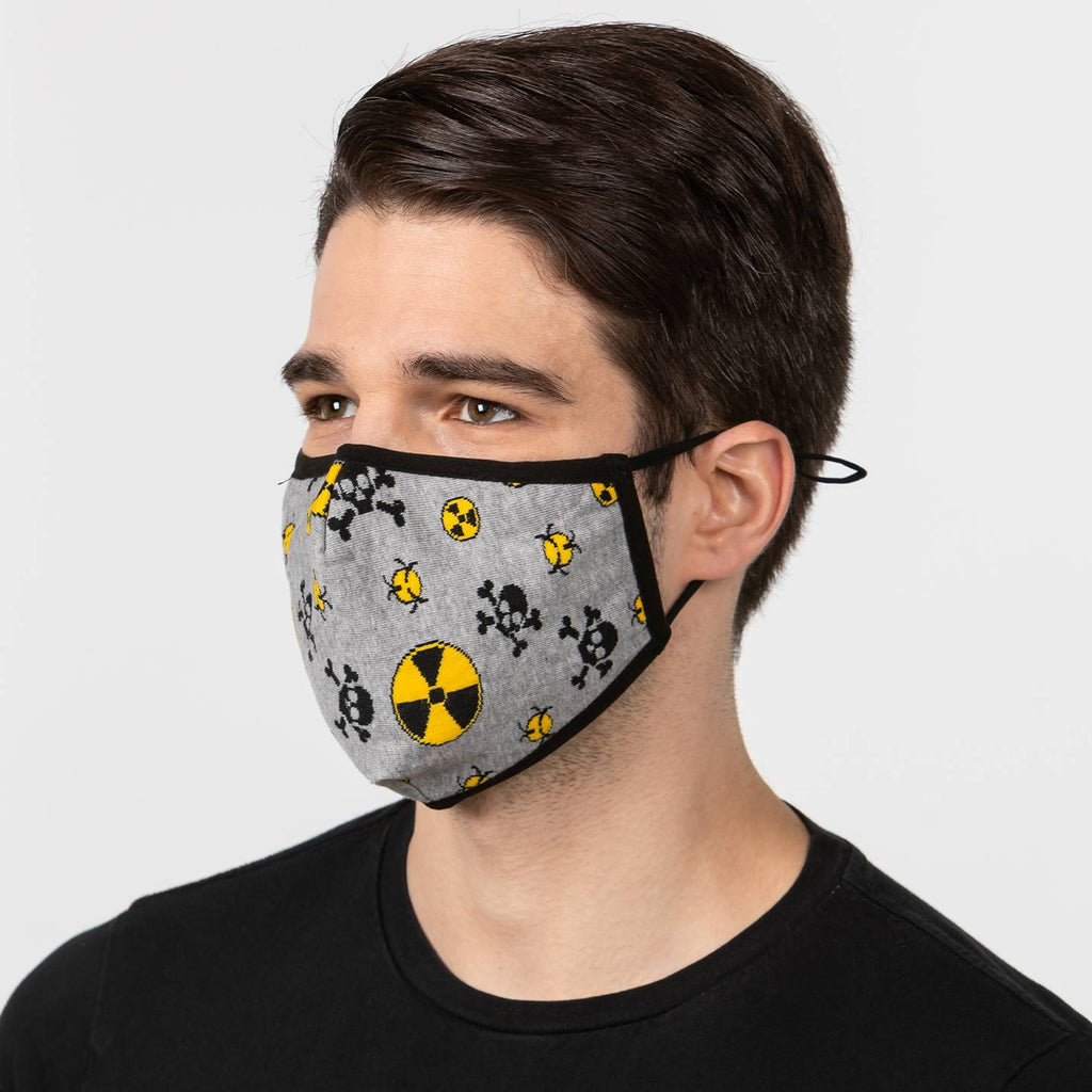 Radioactive & Biological Hazard Mask