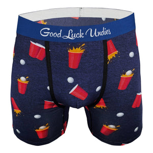 Men's Beer Pong Underwear
