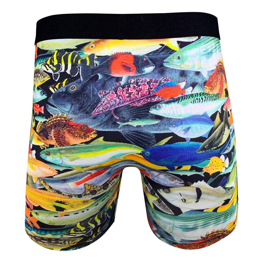 Men's School Of Fish Underwear