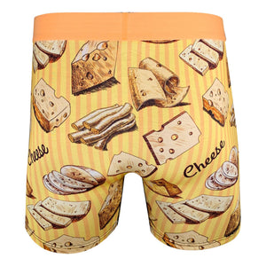 Men's Cheese Underwear