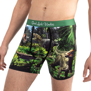 Men's Dinosaur Valley Underwear
