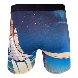 Men's Rocket Launch Underwear