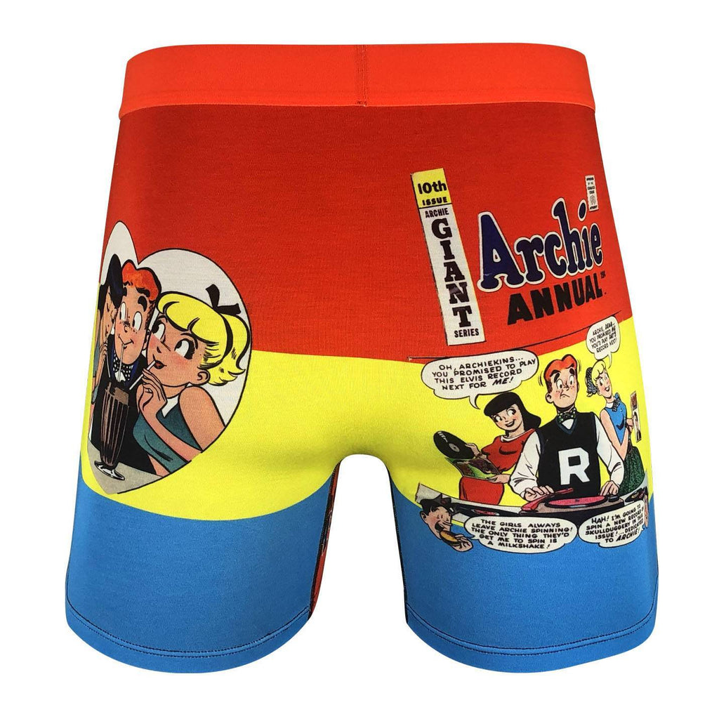 Men's Archie Annual Underwear