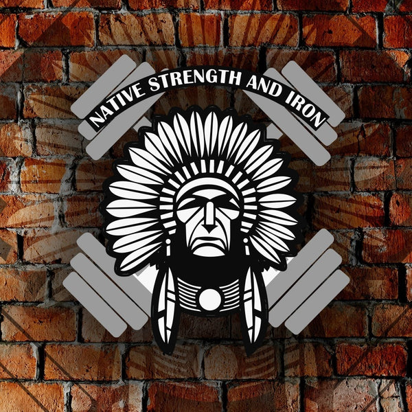 Native Strength & Iron Fire Water Pre-Workout