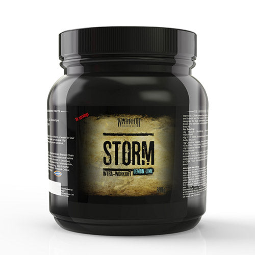 Warrior Nutrition Storm Intra Workout supplement Lancashire bodybuilding