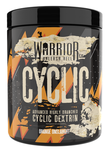 Warrior Nutrition Cyclic Dextrin Intra Workout Carbohydrate supplement Lancashire