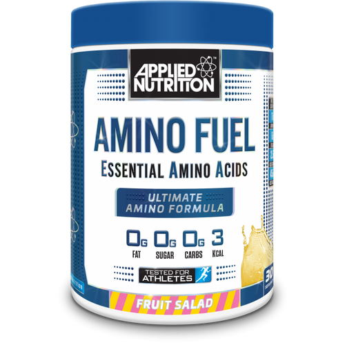 Applied Nutrition Amino Fuel EAA essential aminos acids fruit punch icy blue razz supplements