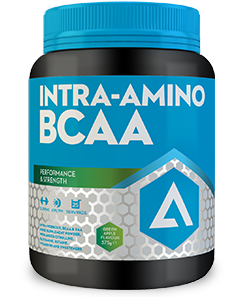Adapt Nutrition Intra Amino BCAAs Available in Apple and Pineapple. Premium Intra Workout Supplement.
