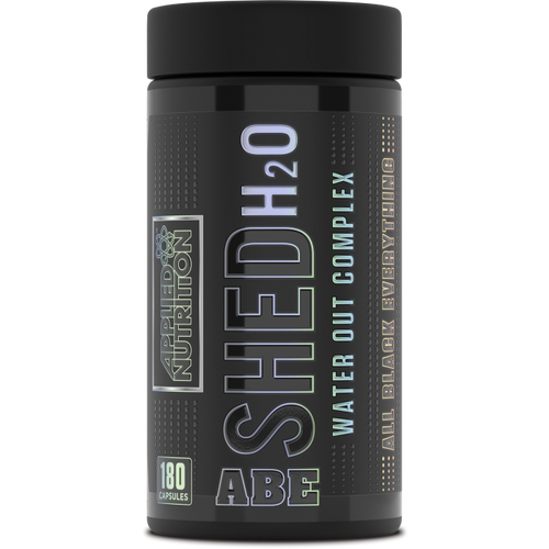 Applied Nutrition Shed H20 Water out complex, 180 caps reduce water weight
