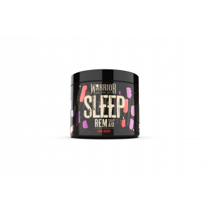 Warrior Sleep REM Support Supplement pineapple sour cherry 30 servings