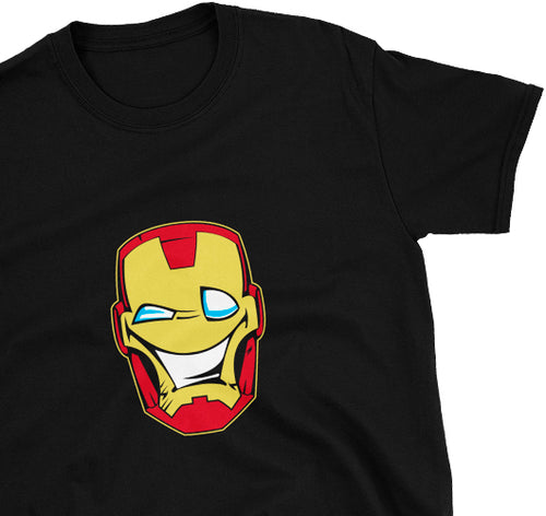 Iron Smile T-Shirt