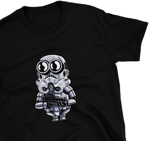 Minion Trooper T-shirt