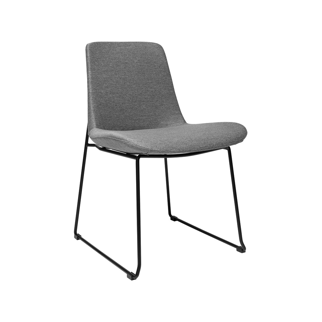 Brooklyn Side Chair - Light Grey