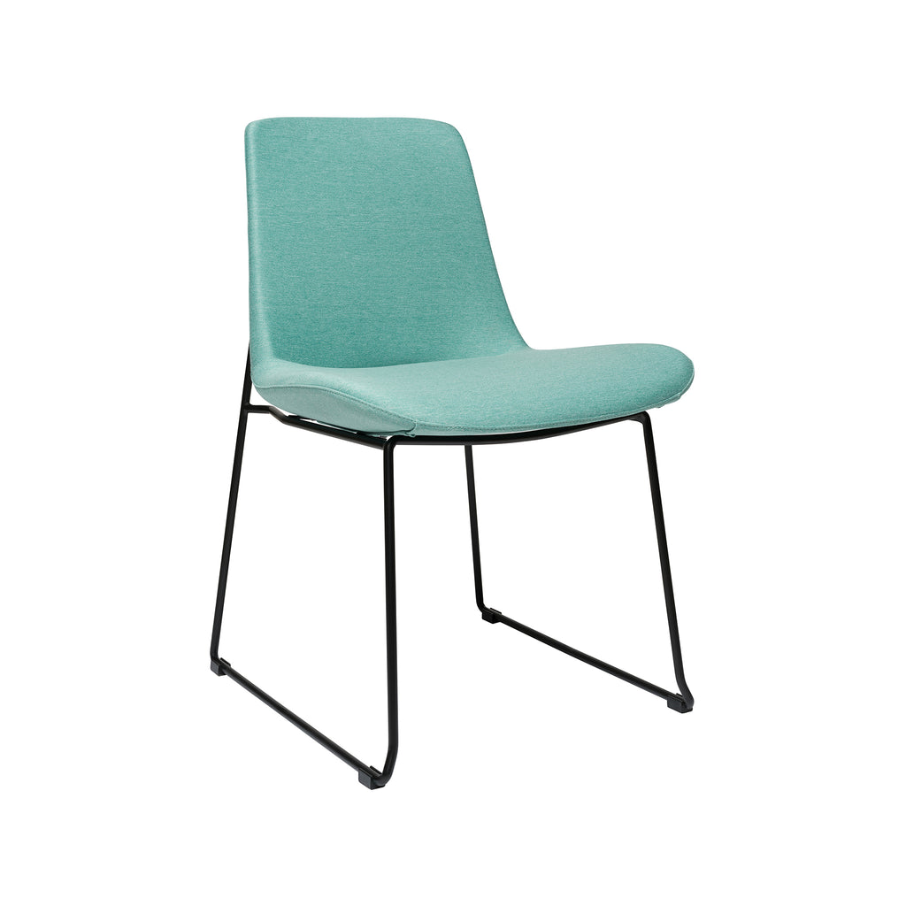 Brooklyn Side Chair - Seafoam Green