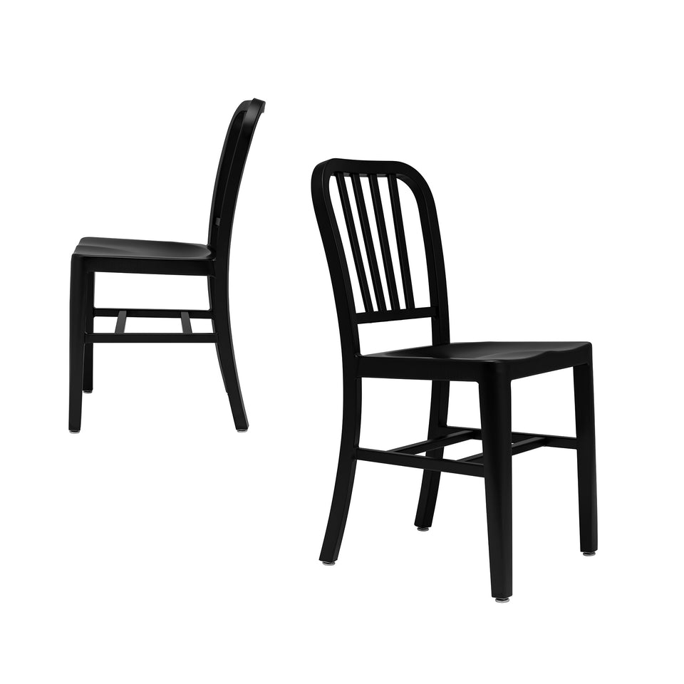Bryant Side Chairs - Set of 2 (Black)