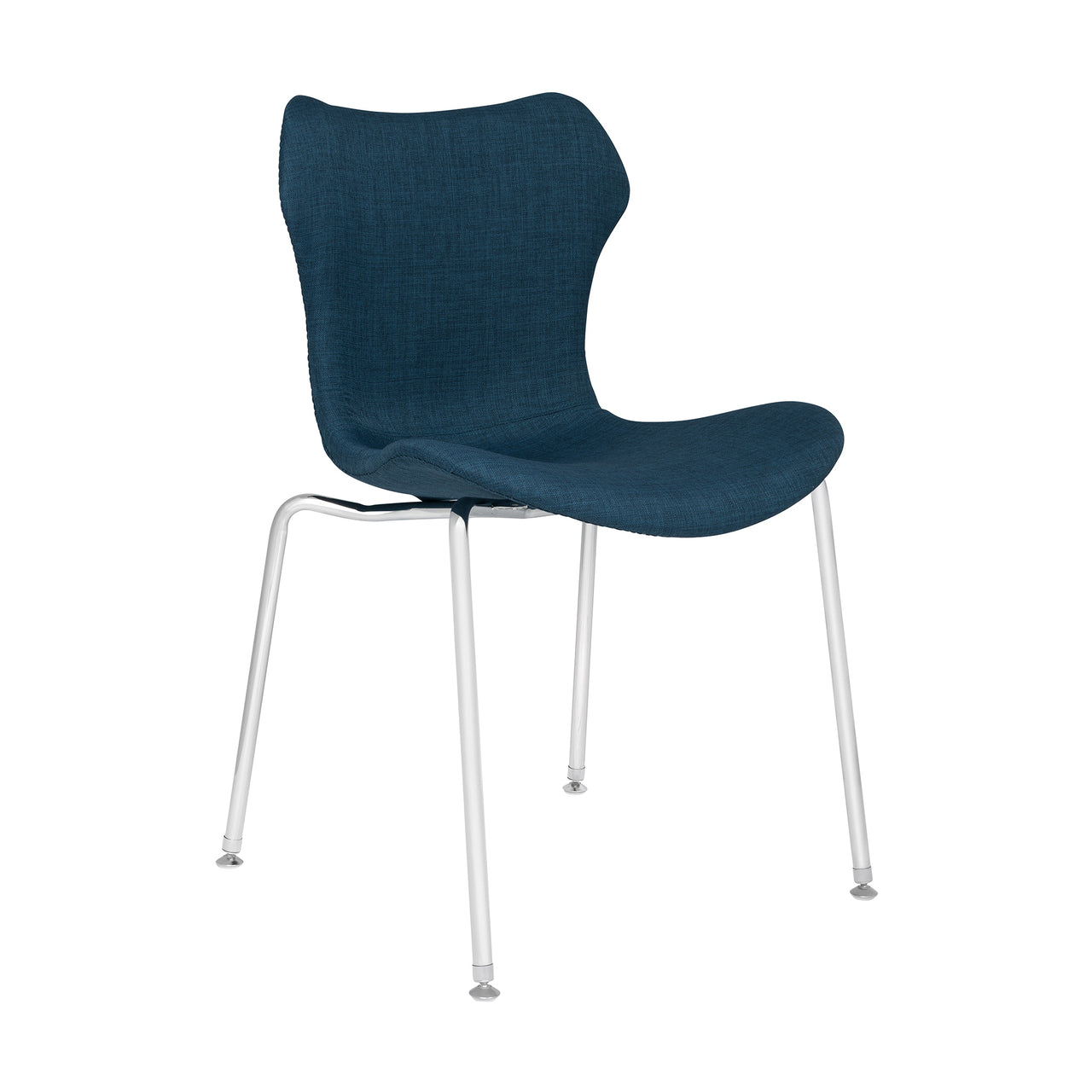 Gramercy Side Chair - Set of 2 (Blue)