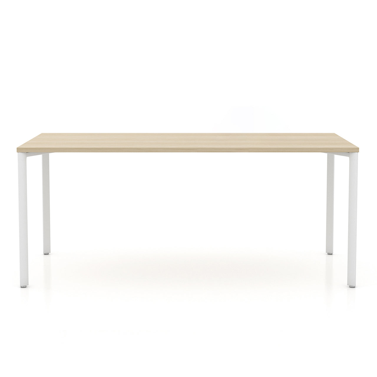 Hudson Meeting Table (Light Oak Top)