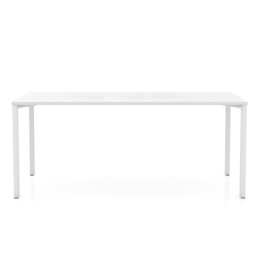 Hudson Meeting Table (White Top)