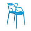 Set of 2 - Masters Entangled Chair (Light Blue)