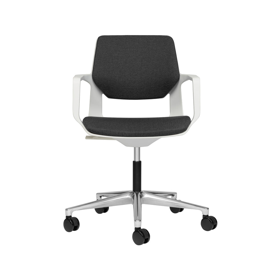 Waverly Task Chair (Charcoal)