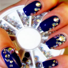 Rhinestone Nail Art Set