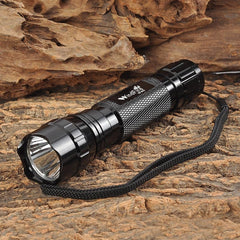 CREE XM-LT6 18650 zaklamp zaklamp led flash led drive zaklamp power zaklamp tactische luz LED oplaadbare zaklamp