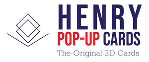 Henry Pop-Up Cards