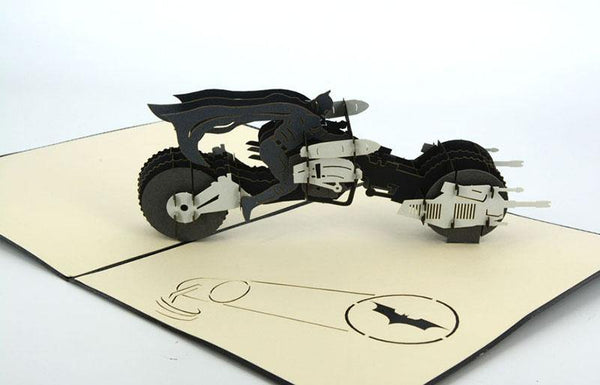 Batman - Henry Pop-Up Cards