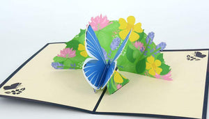 Big Butterfly 2 - Henry Pop-Up Cards