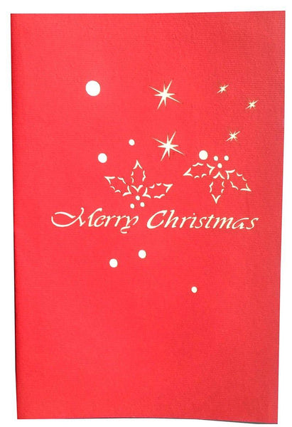Christmas Bundle (6 pack) - Henry Pop-Up Cards