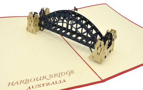 Harbour Bridge 3D