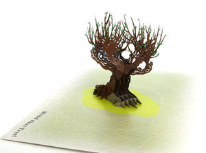 Harry Potter Whomping Willow - Henry Pop-Up Cards