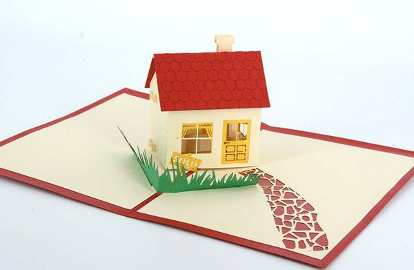 Home Sweet Home - Henry Pop-Up Cards