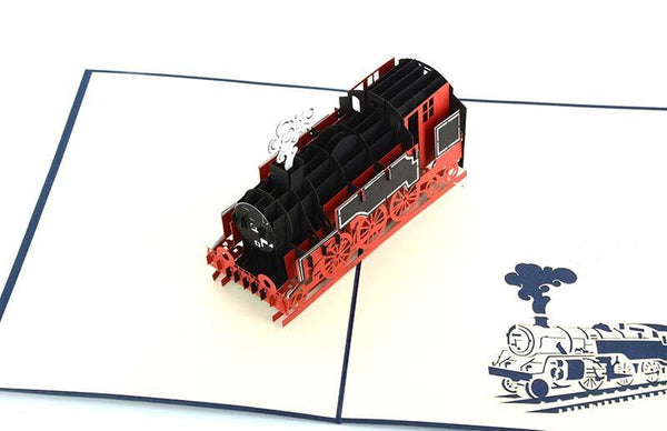 Steam Train 3D 1
